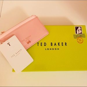 AUTHENTIC Ted Baker Card Holder/Mini Wallet